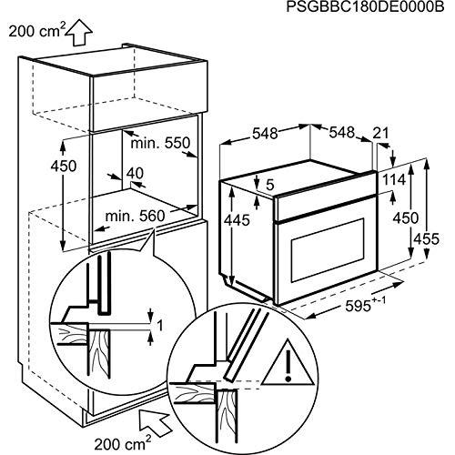 Electrolux Abbattitore di temperatura domestico KBB5X 4